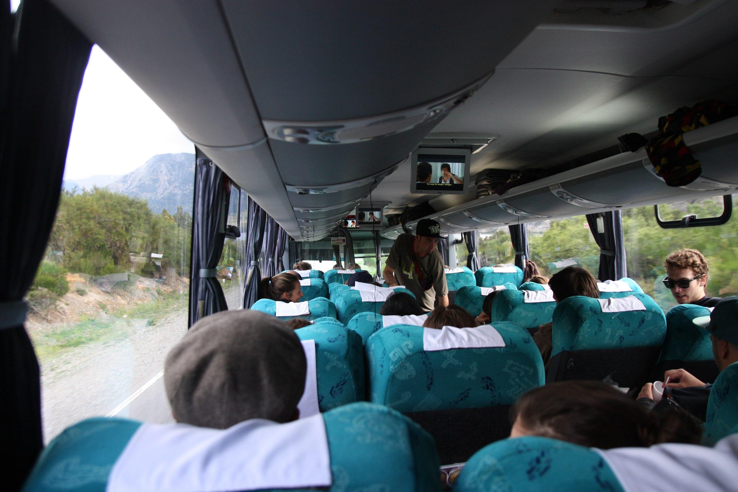Комфортные автобусы Neoplan