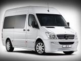 Микроавтобус — чудесный выбор для комфортной поездки